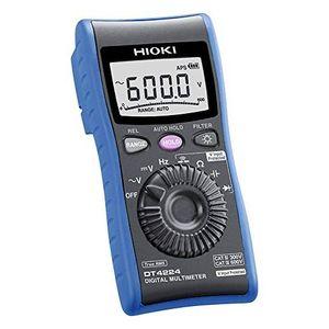 日置電機 HIOKI DT4224デジタルマルチメータ C測定/抵抗測定搭載の汎用タイプ 『DT4224日置』 『4224日置』