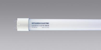 三菱 条件付き送料無料LDL40直管ランプ LED40直管のみ LDL40S 激安通販 25%OFF N 17 25 LDL40 LDL40SN1725N5 昼白色 N5 Lファインecoシリーズ 2500lm
