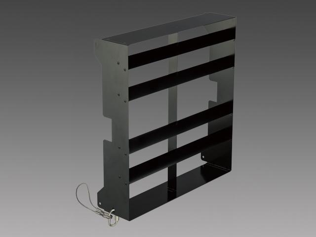 三菱電機 EL-X0108 LED屋外用投光器オプション 遮光ルーバLL(クラス6000用) 『ELX0108』