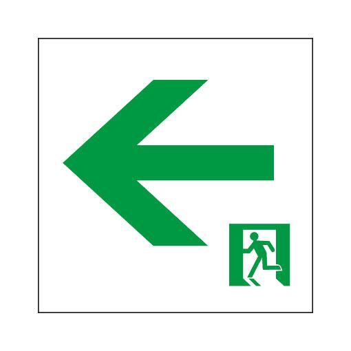 岩崎電気 EFK20066 通路誘導灯用表示板 B級BL形・BH形