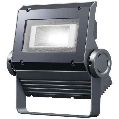 岩崎電気 ECF0395N/SAN8/DG (ECF0395NSAN8DG) LED投光器 30クラス (旧40W) 超広角タイプ 昼白色タイプ