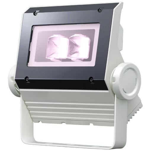 岩崎電気 ECF0496VW/SAN8/W (ECF0496VWSAN8W) LED投光器 美vid 白色タイプ 40クラス (旧60W)(広角タイプ)