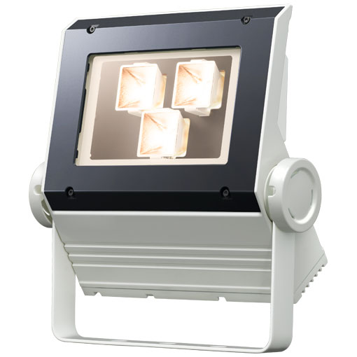 岩崎電気 ECF0697L/SAN8/W (ECF0697LSAN8W) LED投光器 60クラス (旧80W) 中角タイプ 電球色タイプ