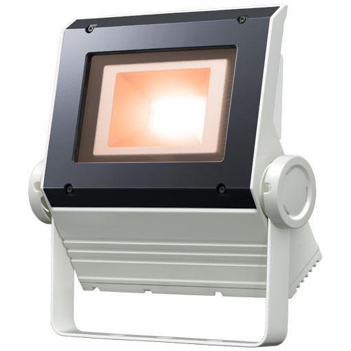 岩崎電気 ECF0995VL/SAN8/W (ECF0995VLSAN8W ) LED投光器 美vid 電球色タイプ 90クラス (旧130W)(超広角タイプ)