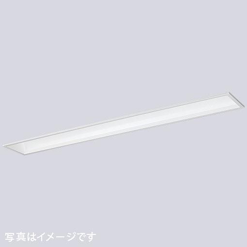 岩崎電気 ELM42501DNPN9 LEDベースライト (LEDユニット一体形) 40W形埋込形 <フレックスベースタイプ> Hf32形定格出力形相当 2500?mタイプ 1灯用相当