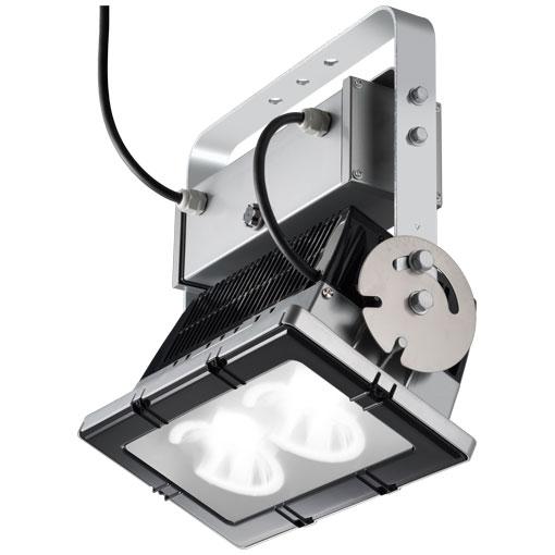 岩崎電気 ECF22201/NSAN2 (ECF22201NSAN2 ) LED投光器 レディオックフラッドアーバンビュー2 縦長配光 タテ長 昼白色 グレイメタリック