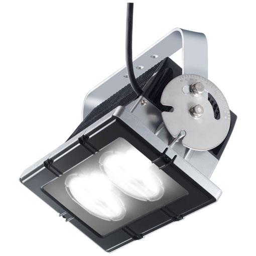 岩崎電気 ECF22102/VWSAN8 (ECF22102VWSAN8)  LED投光器ビヴィッド レディオック フラッド アーバンビューII 横長配光タイプ