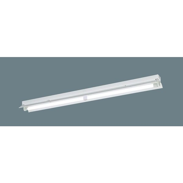 パナソニック  NNFS41230C LE9  (NNFS41230CLE9)(ランプ別売)天井直付型 40形 直管LEDランプベースライト