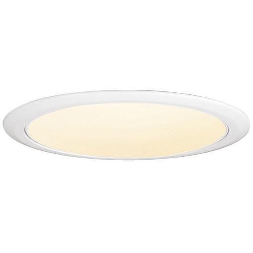 岩崎電気 EDL55015W/LSAZ9 (EDL55015WLSAZ9) LEDioc LEDダウンライト クラス550 (コンパクト形メタルハライドランプ70W相当)※ 電球色タイプ (90°タイプ)