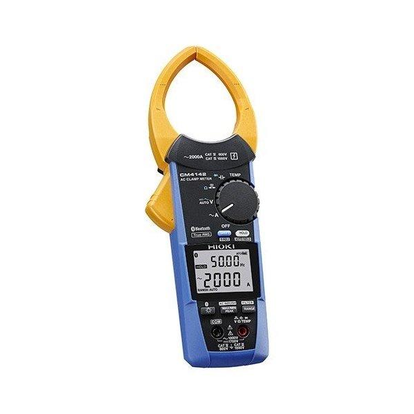 日置電機 HIOKI CM4142 AC2000A クランプメーター Bluetooth搭載 測定可能導体径55φ