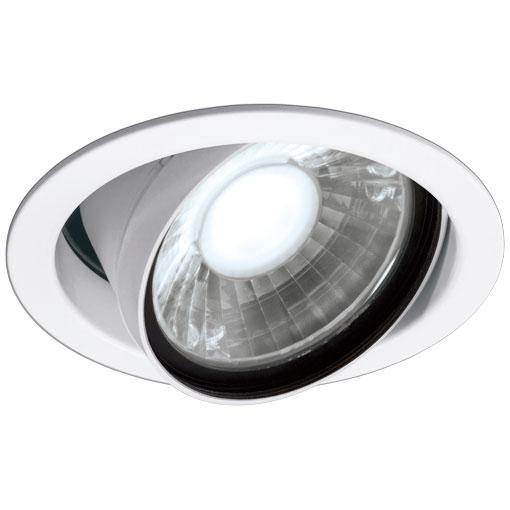 岩崎電気 EDU20102W/VWSAZ9 (EDU20102WVWSAZ9) LEDioc LEDユニバーサルダウンライト (COBタイプ) 高彩度・高演色形 クラス200-150