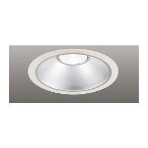 東芝 LEDD-60073WWV (LEDD60073WWV) 一体形DL一般形銀色Φ200 LEDダウンライト 器具本体のみ ご注文後手配商品