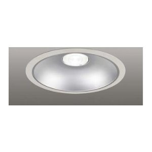 東芝 LEDD-60081N2V (LEDD60081N2V) 一体形DL一般形銀色Φ250 LEDダウンライト 器具本体のみ ご注文後手配商品