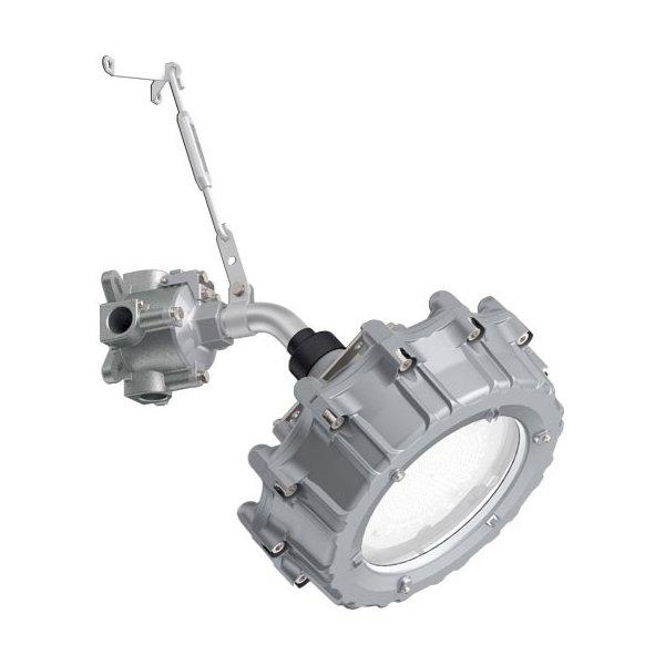 岩崎電気 EXIL3102SA9-22 (EXIL3102SA922) レディオック 防爆形LED高天井照明器具 セラミックメタルハライドランプ 360W相当 40°ブラケット形 ハブ寸法22