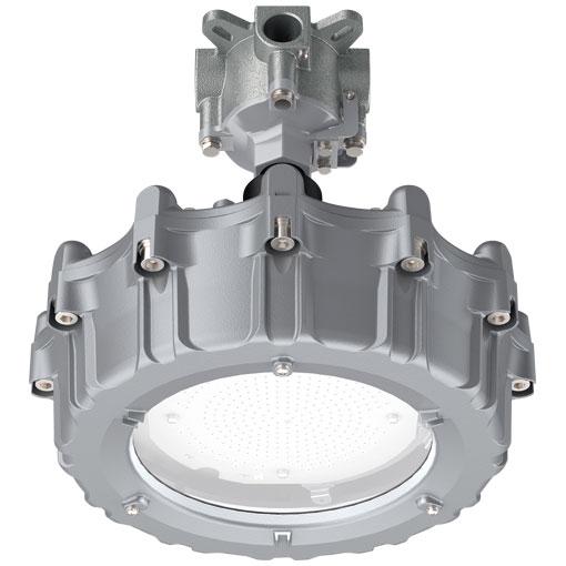 岩崎電気 (EXIL1102SA9F16) レディオック 防爆形LED高天井照明器具 セラミックメタルハライドランプ 360W相当 直付形 フロストタイプ
