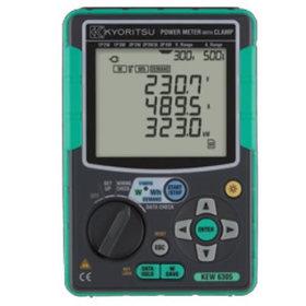 共立電気計器 KEW6305 電力計 コンパクトパワーメータ『6305共立』  KYORITSU