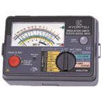 共立電気計器 MODEL6018 アナログ絶縁・接地抵抗計 250V/500V/1000V 『6018共立』 KYORITSU
