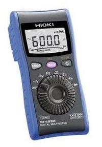 日置電機 HIOKI DT4222 デジタルマルチメータ 『4222日置』