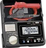 日置電機 HIOKI IR4053-11 太陽光発電システム用絶縁抵抗計 スイッチ付リード付属 『IR405311日置』『405311日置』