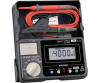 日置電機 HIOKI IR4051-10 5レンジ絶縁抵抗計 スイッチなしリード付属 50/125/250/500/1000V 『IR405110日置』『405110日置』