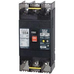 テンパール工業 GB-102EC 100A 30MA 漏電遮断器 Eシリーズ (経済タイプ)OC付  『GB102EC 100A』『102EC1030』