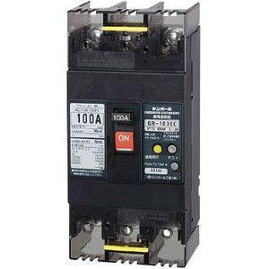 テンパール工業 GB-103EC 100A 30MA 漏電遮断器 Eシリーズ (経済タイプ) 『GB103EC100』 『103EC1030』