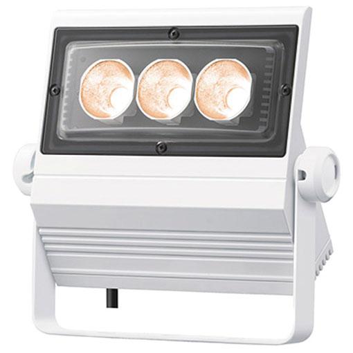 岩崎 ECF0688LW/SA1/2/2.4/W (ECF0688LWSA1224W) レディオックフラッドネオ 60W 狭角 電球色 ホワイト