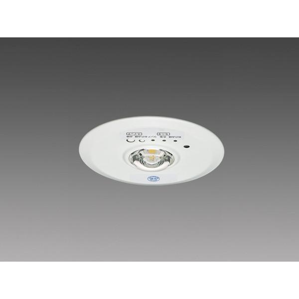 三菱電機 10台セットEL-DB31113A LED非常用照明器具埋込形φ100 高天井用(~10m)リモコン自己点検機能タイプ 『ELDB31113A』