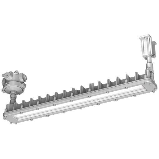 岩崎電気 EXICL1041BSA9-28 (EXICL1041BSA928) LEDioc 防爆形LED照明器具 (蛍光灯代替品) Hf32W×2灯用 (高出力形) 相当 直付形 ハブ寸法28