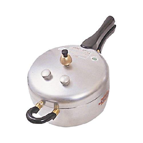 【送料無料】平和圧力鍋  PC-28A〔2.8L〕 5合炊き
