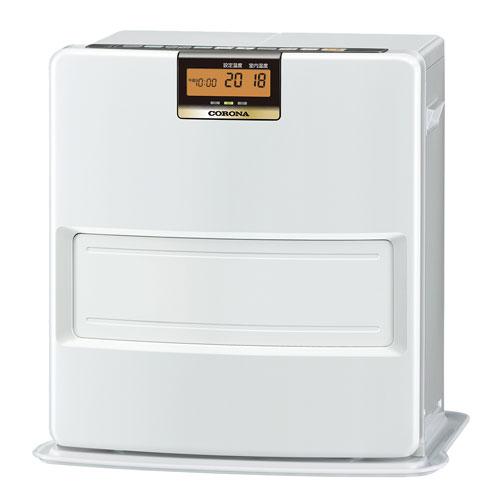 コロナ 石油ファンヒーター FH-VX3618BY (W) パールホワイト 10畳