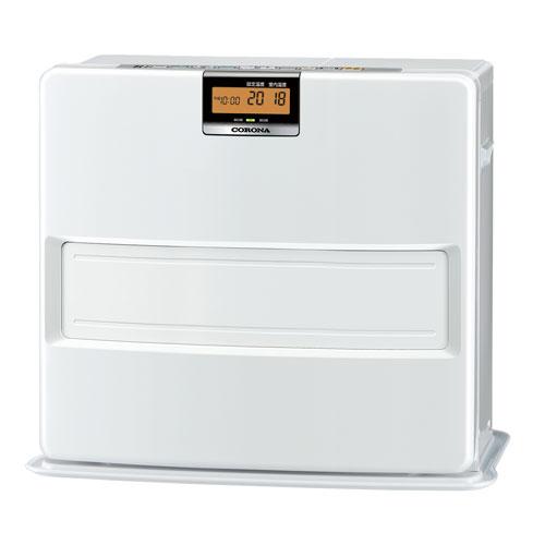 コロナ 石油ファンヒーター FH-VX6718BY (W) パールホワイト 17畳