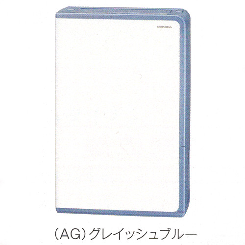 コロナ 除湿機 BD-H107(AG) グレイッシュブルー Hシリーズ 衣類乾燥除湿機