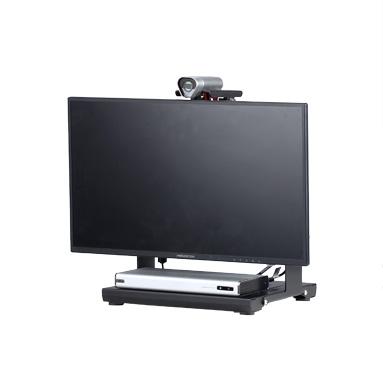 SDS 小型テレビ会議用ポータブルスタンド Biz Portable BP-24 テレビスタンド エスディエス BP24【代引き不可】【車上渡し】【個人宅配送不可】【組立完成品】