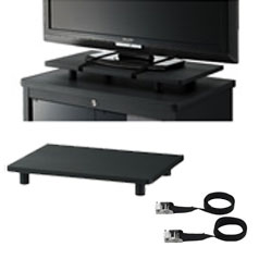 ハヤミ工産 テレビ固定台 CP-66