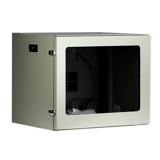 SDS エスディエス パソコン用防塵ラックまもる君 Light48 L48F655 W650×550×550【代引き不可】【車上渡し】【個人宅配送不可】【組立完成品】