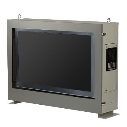 SDS エスディエス まもる君 Lookup+ 39インチ 熱交換器タイプ LU39H 大型ディスプレイ用防塵ラック【代引き不可】【車上渡し】【個人宅配送不可】【組立完成品】