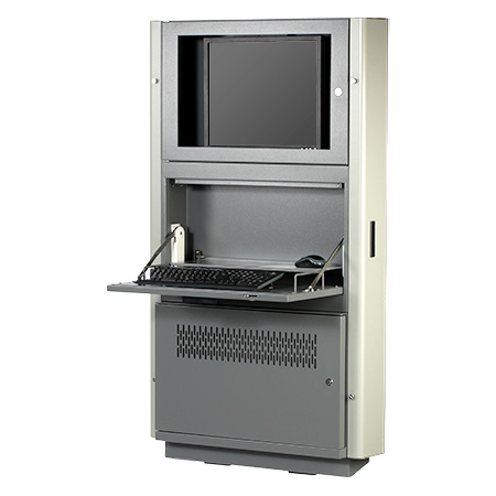 SDS エスディエス まもる君 Wall W10F パソコン収納用防塵ラック【代引き不可】【車上渡し】【個人宅配送不可】【組立完成品】