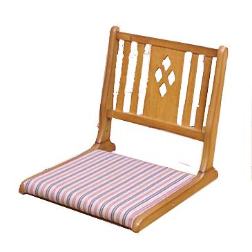中居木工 天然木 ダイヤ格子座椅子 日本製 NK-2331【送料無料(北海道・沖縄・離島除く)】【代引不可】