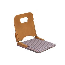 中居木工 天然木 14段座椅子 日本製 NK-2380【送料無料(北海道・沖縄・離島除く)】【代引不可】