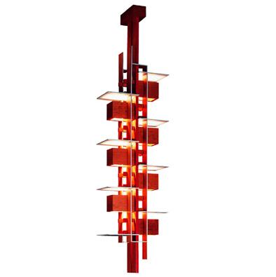 ヤマギワ タリアセン ペンダント 照明器具 吊り下げ式 フランク・ロイド・ライト P2431