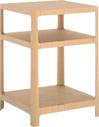 メーベルトーコーMOBELTOKO ソラへSORAHE サイドテーブル オーク材ナチュラルカラー