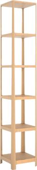 『先振込送料無料』 ソラへ・タワー190 バーチ材 ブラックカラー メーベルトーコー(MOBELTOKO) ◆代引き・遠隔地の場合別途送料がかかります