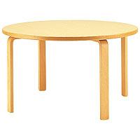 天童木工 テーブル T-2701WB-NT 組み立て品【代金引換対象外】