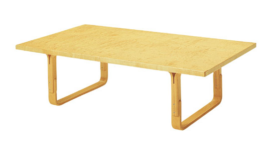 天童木工 テーブル M-0251IT-NT 【代金引換対象外】