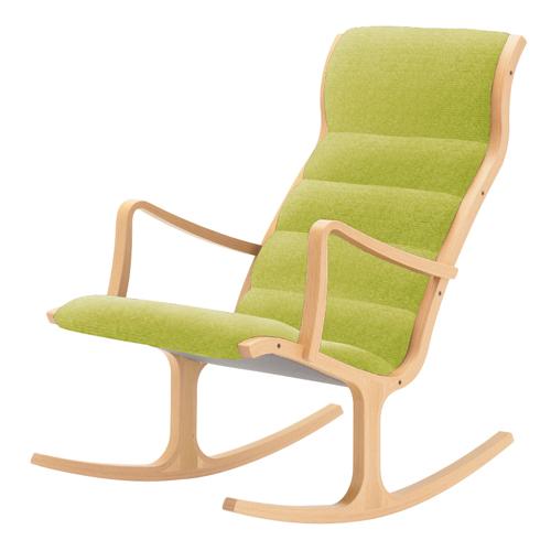 小天使木工Heron摇椅(只椅子)S-5226WB-ST张地等级C