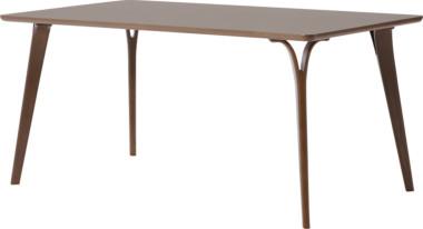 天童木工 T-2734NA-AG DAN テーブル ホワイトビーチ (AG色)