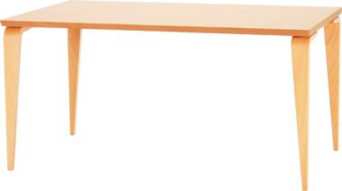 天童木工 T-2656WB-NT ダイニングテーブル (ナチュラル)
