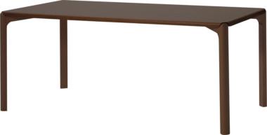 天童木工 T-2731NA-AG Rall. テーブル ホワイトビーチ (AG色)
