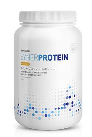 サイナープロティン 大豆タンパク加工商品 アミノ酸スコア100 レギュラー ■シナジーワールドワイド ■栄養補助食品